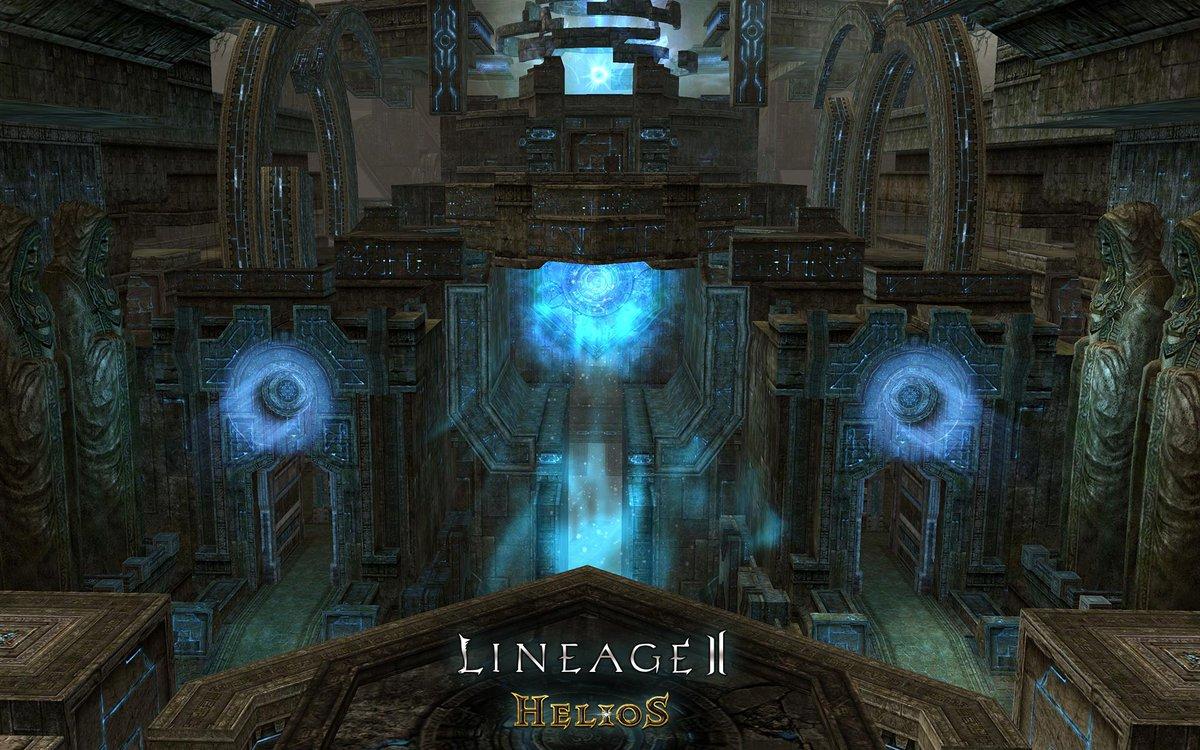 Lineage II on Twitter: