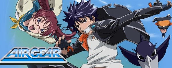 448922130e4d Air Gear. I really love this Anime and love the Manga even more. Underrated  on both fronts.pic.twitter.com T2AwFNYp2z