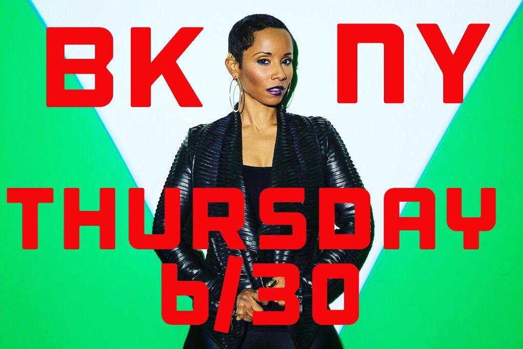 NYC meet me in BROOKLYN TOMORROW!!! 7pm VON KING PARK! https://t.co/PYgISaVL7r