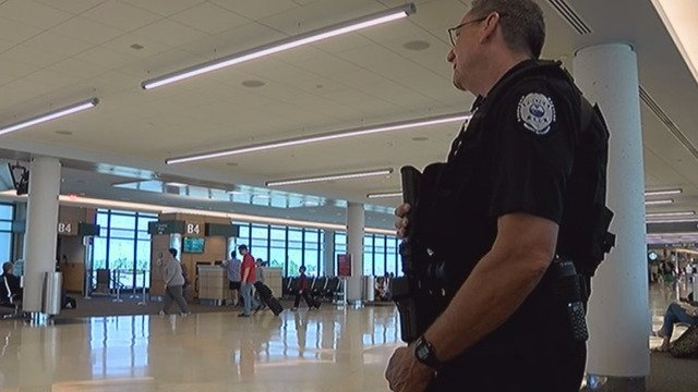 Bay area airports step up security