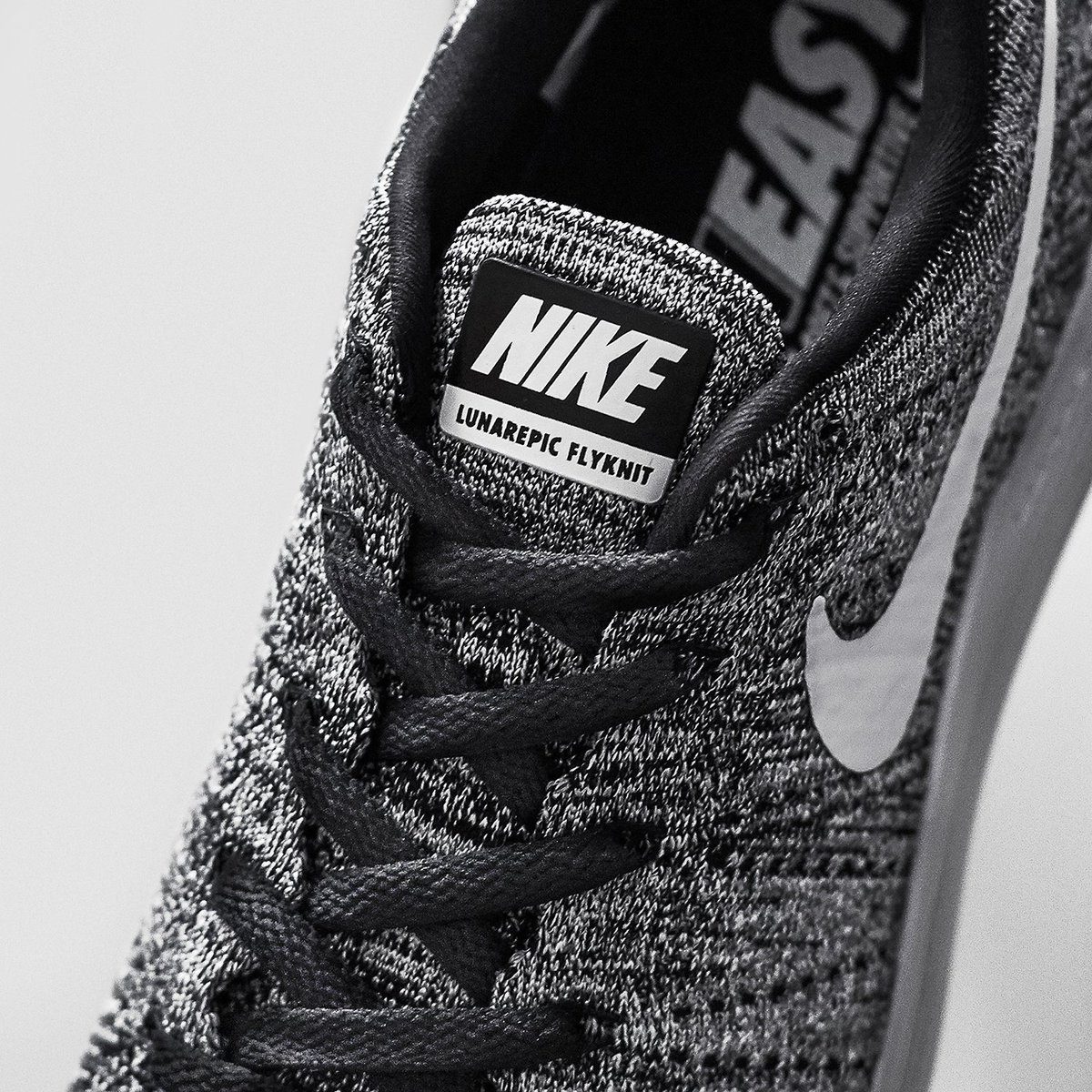 4c1bed81d81e1 breathable comfort amp effortless ride the nike lunarepic low flyknit oreo  is here