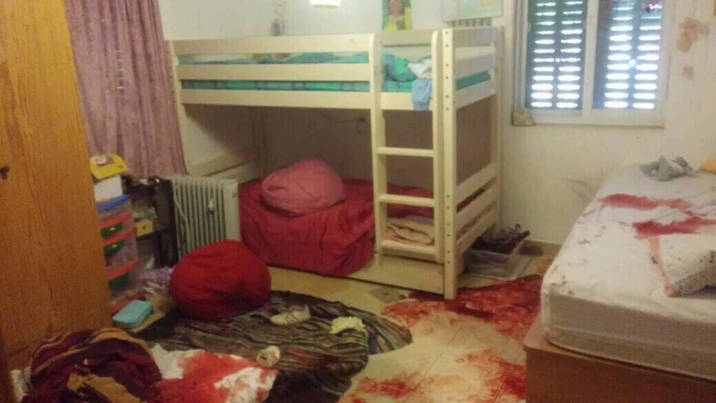 Shame on #Palestinian terrorists for breaking into #Israeli home today and murdering 13 year-old girl in her bedroom https://t.co/eT0hnQI9HI