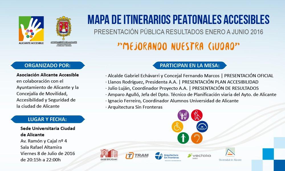 Mapa Universidad De Alicante.Patricia S Javaloy On Twitter Mapa De Itinerarios