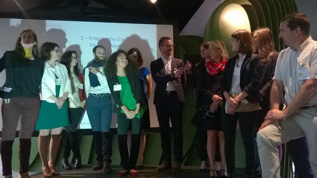 Bravo à  l' équipe du @Comite21 👏 Aujourd'hui AG et 21eme anniversaireFélicitations d' @EcoEmballagesSA https://t.co/YE4U6HXzSB