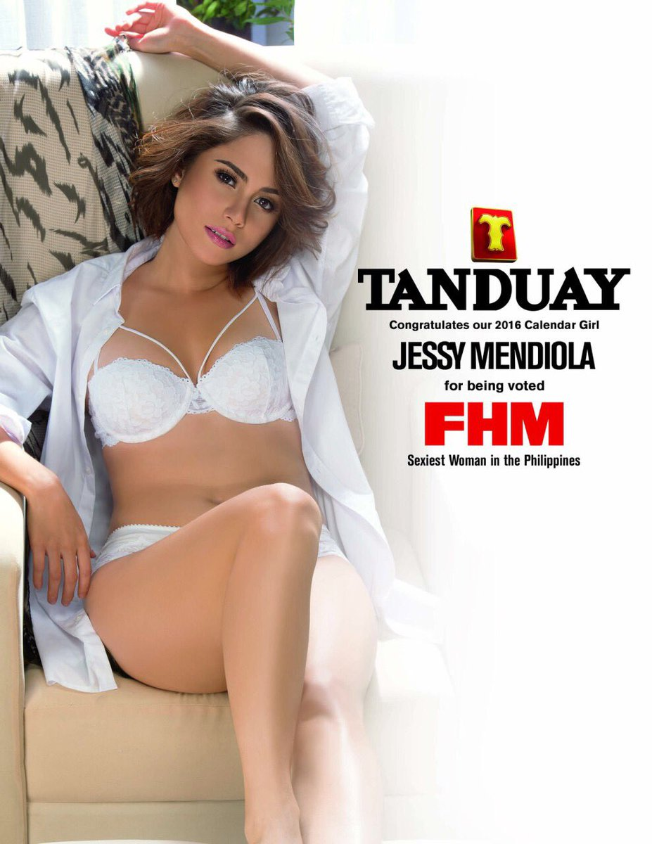 Paparazzi ICloud FHM Official Calendar naked photo 2017