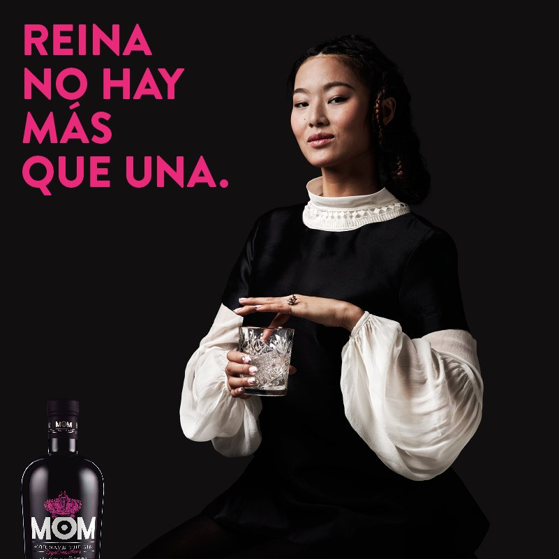 Reina No Hay Más Que Una ♔♔♔♔♔ #queenofthegins https://t.co/PjIxEsUn7o