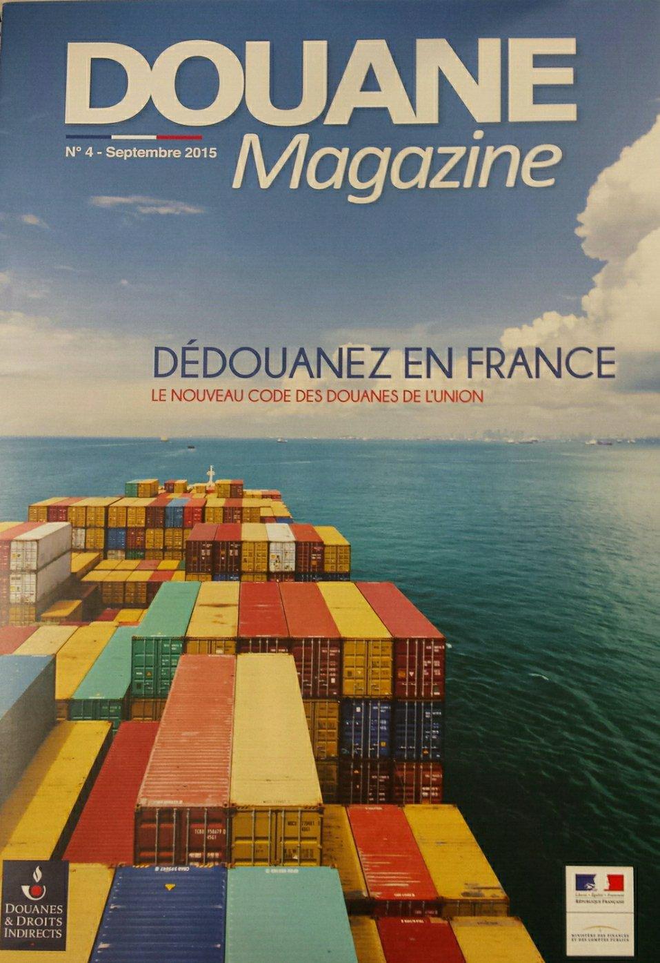 Thumbnail for [LiveTweet] #TourdeFrance des Experts de la Douane - Nouveau Code des Douanes de L'Union 2016