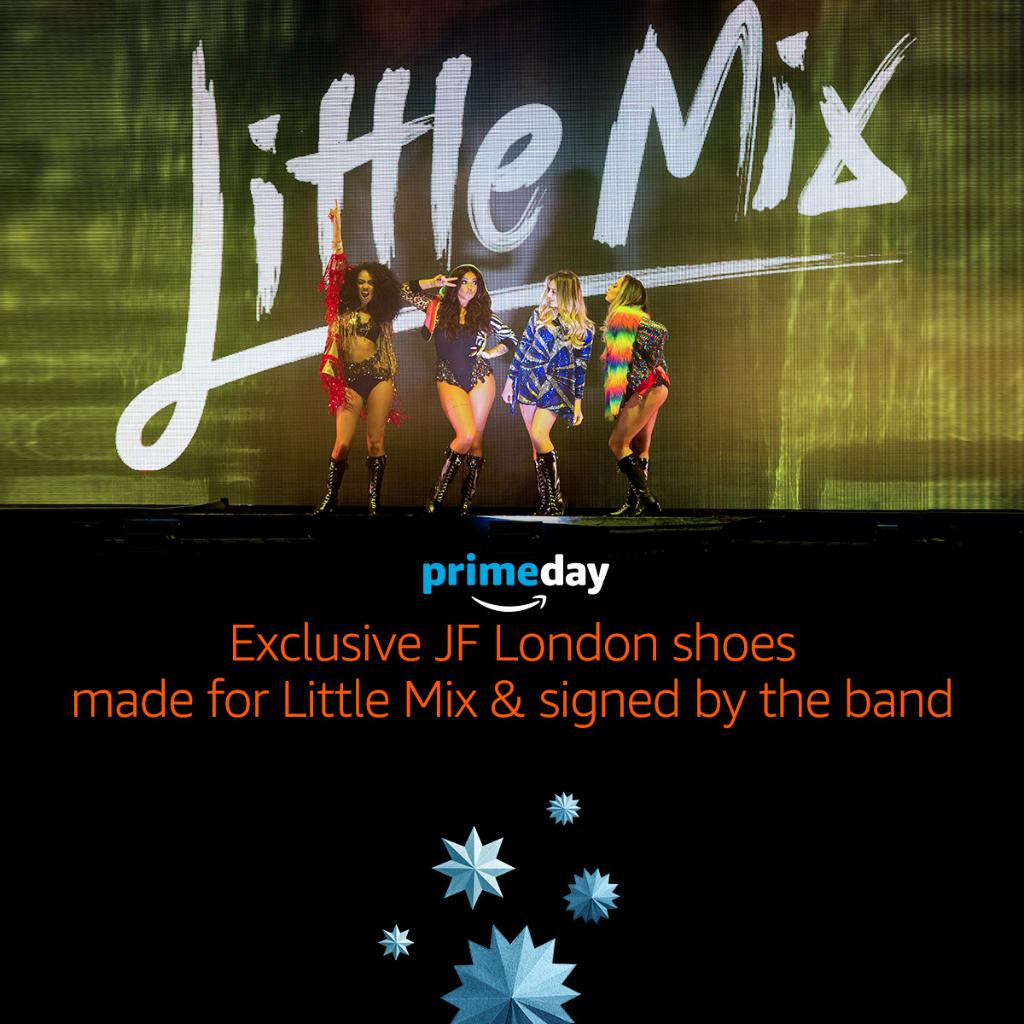 .@littlemix fans! Fancy winning these?   Listen in #PrimeMusic for a chance to by #PrimeDay: https://t.co/IC4OKq1Bai https://t.co/cRzfEpCf7a