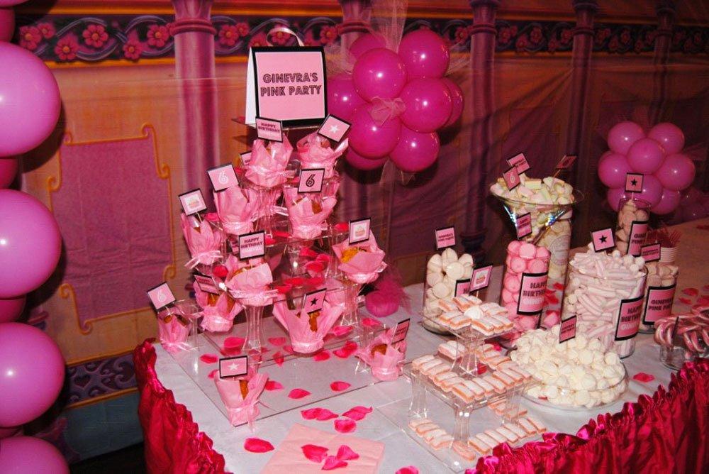 Tavolo Compleanno Bambina : Addobbi per feste di battesimo. stunning decorazioni battesimo fai