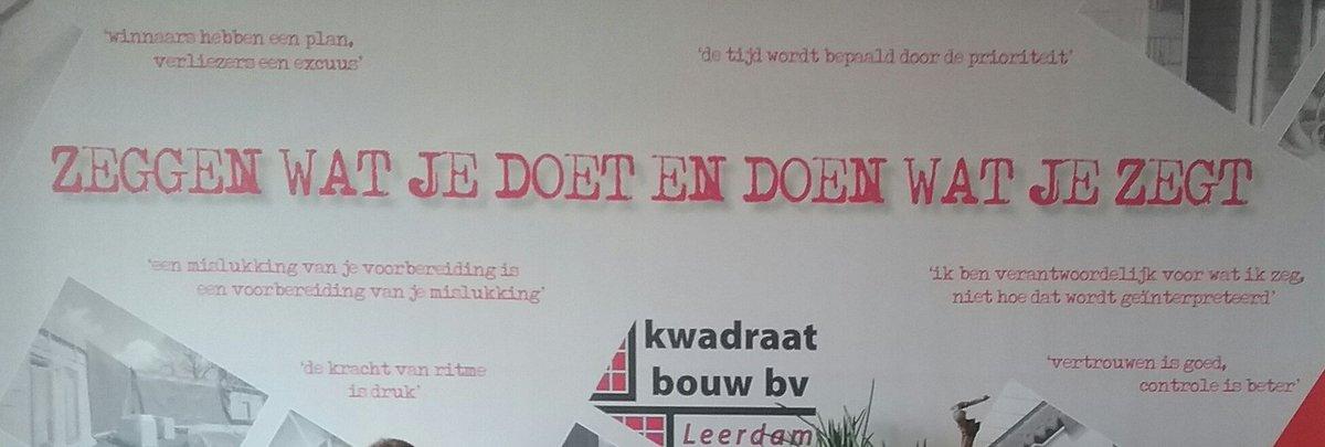 Spreuken Voor Op De Muur.Okko On Twitter Mooie Spreuken Op De Muur Bij De Klant Van Net