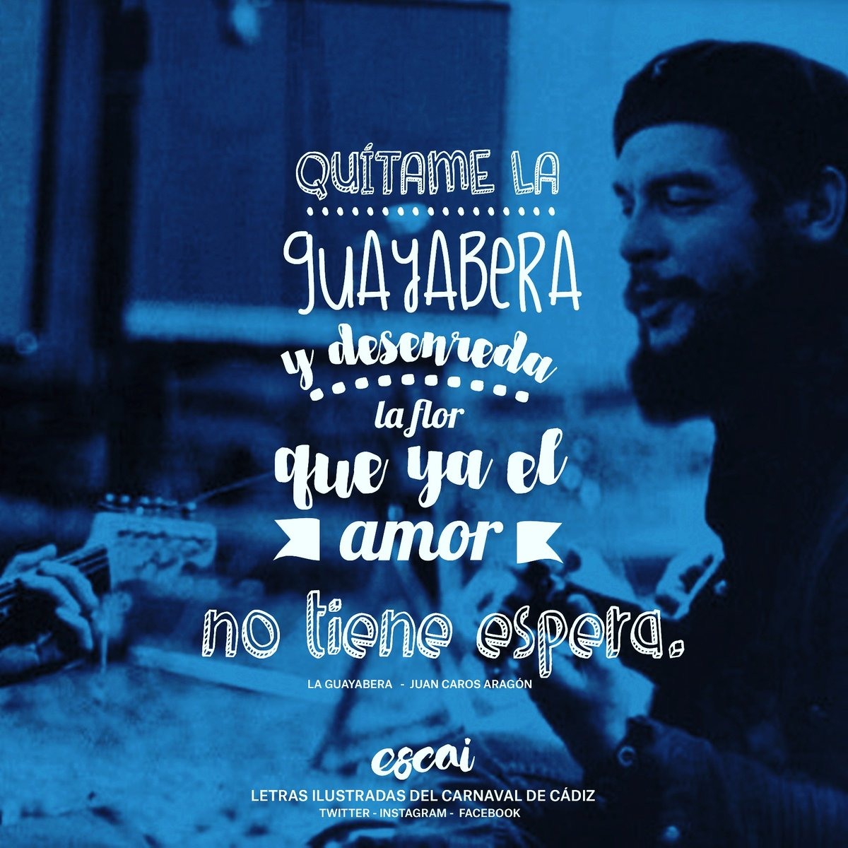 Escai On Twitter Quítame La Guayabera Httpstco