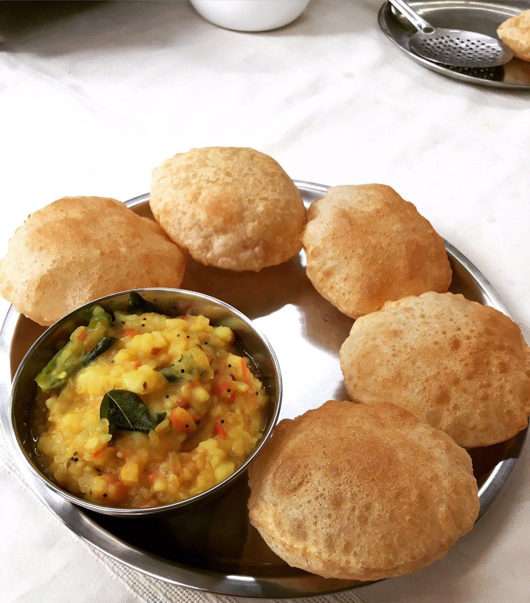 Hemasri Subramanian On Twitter Recipe Poori Potato Masala