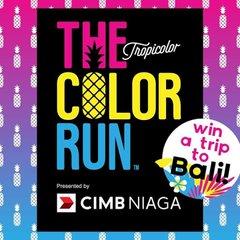 The Color Run Indonesia – Tropicolor • 2016