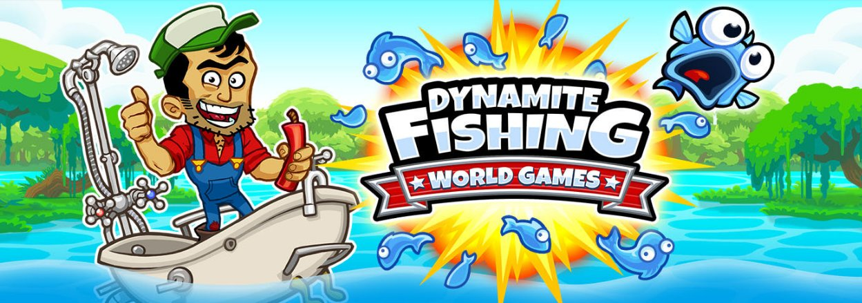 Dynamite fishing world games review life is xbox for Fishing world game
