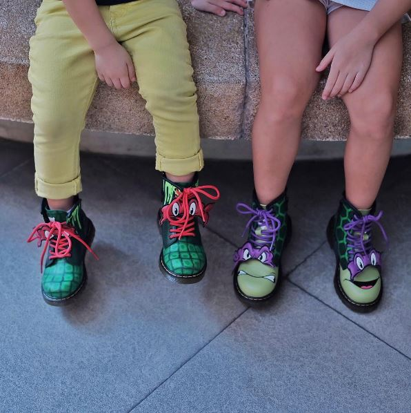 dr martens on twitter the dr martens x tmnt collection eu