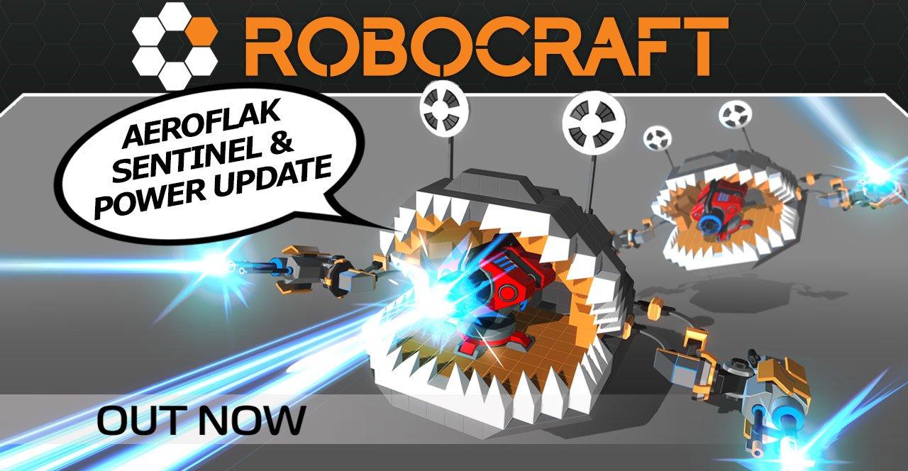 Robocraft no Steam