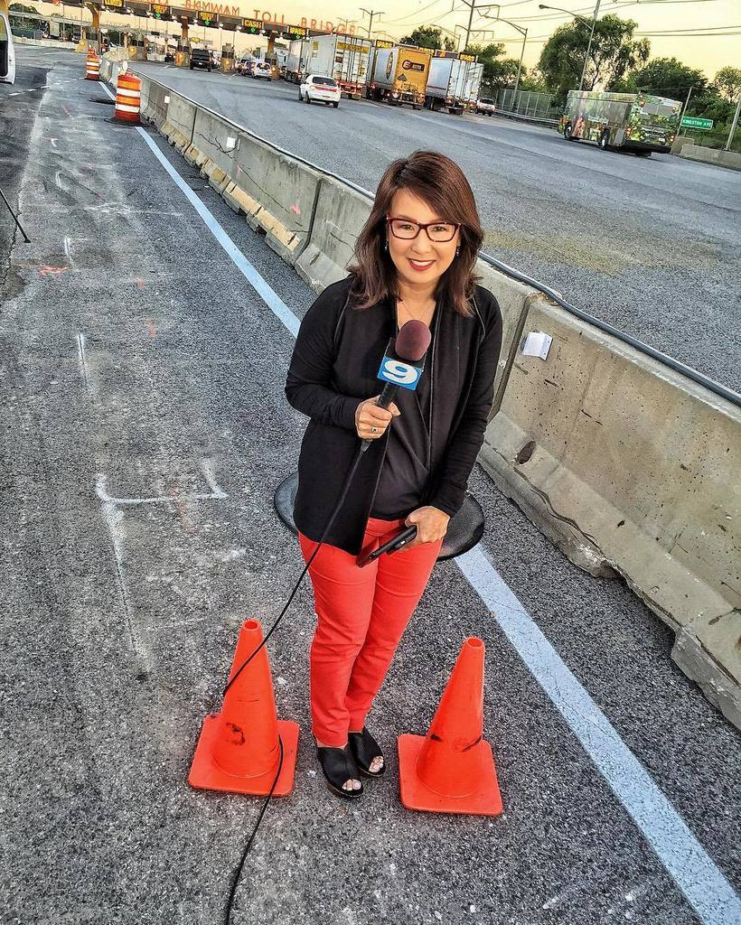 Chicago reporter's very blunt weather advice to viewers proves a ...