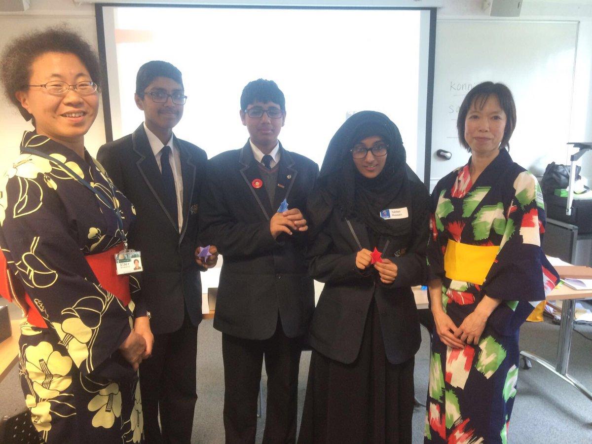Experiencing Japanese language and culture @yorkuniversity @DixonsKings @Routesintolangs