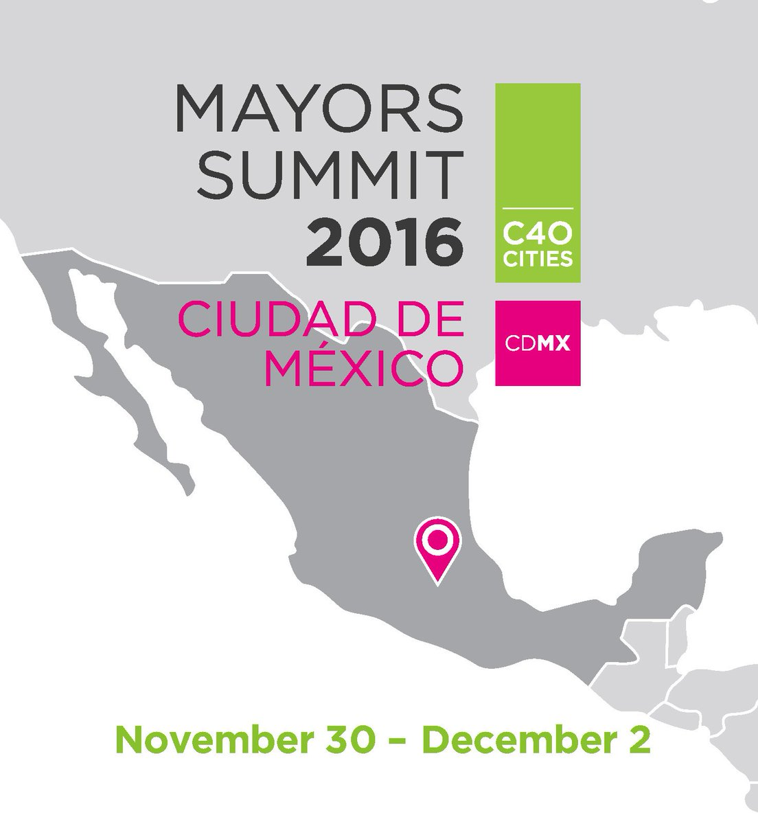 C40Summit & #C40Awards will bring together global mayors to highlight best ways to tackle #ClimateChange in #cities https://t.co/aeQC4Xfhug