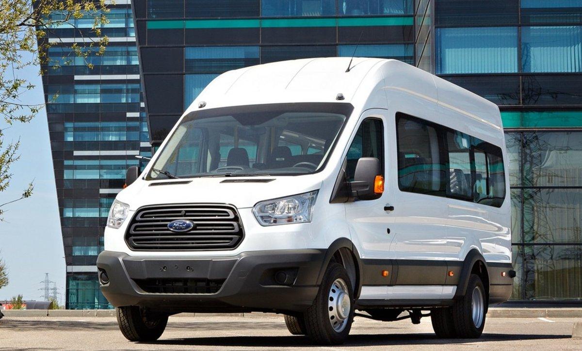 Цена Ford Transit - купить новый Форд Транзит Новый в ...