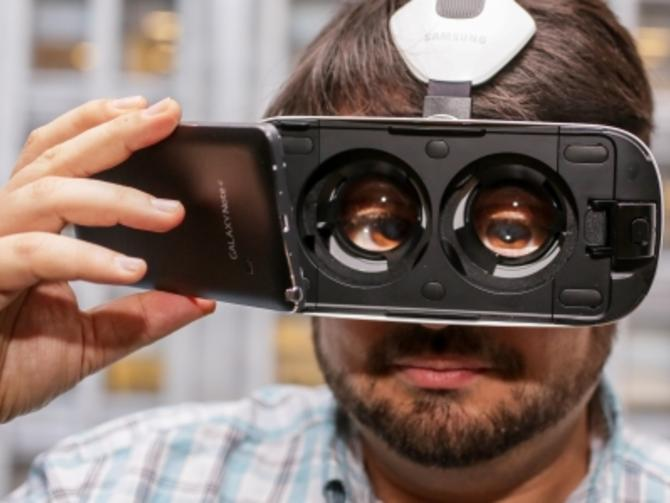Juiced for Olympics in VR? Better grab a Samsung headset