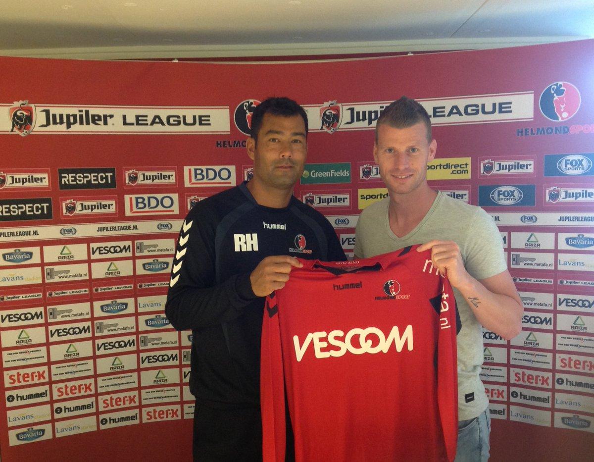 Marc Höcher zal per direct terugkeren bij Helmond Sport. De 32-jarige Höcher tekent een contract voor twee seizoenen https://t.co/vcNzRPreU8