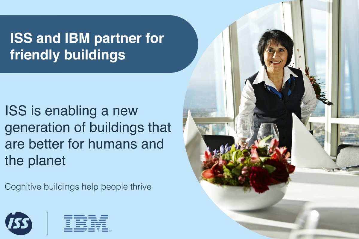 IBM & ISS: Happy buildings are good for business