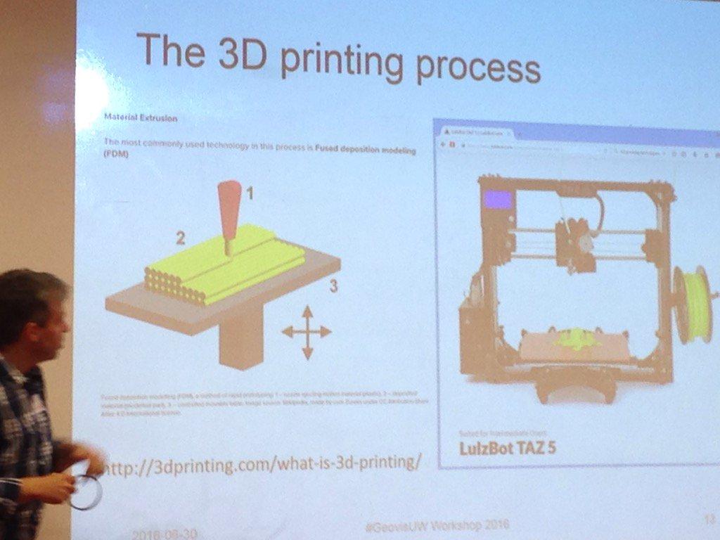 @ClausRinner explaining 3D for watershed education! @Think2thing @TRCA_Edu @EcoSpark_Env @ProfAgard @RySciDean https://t.co/CbIDPADxsL