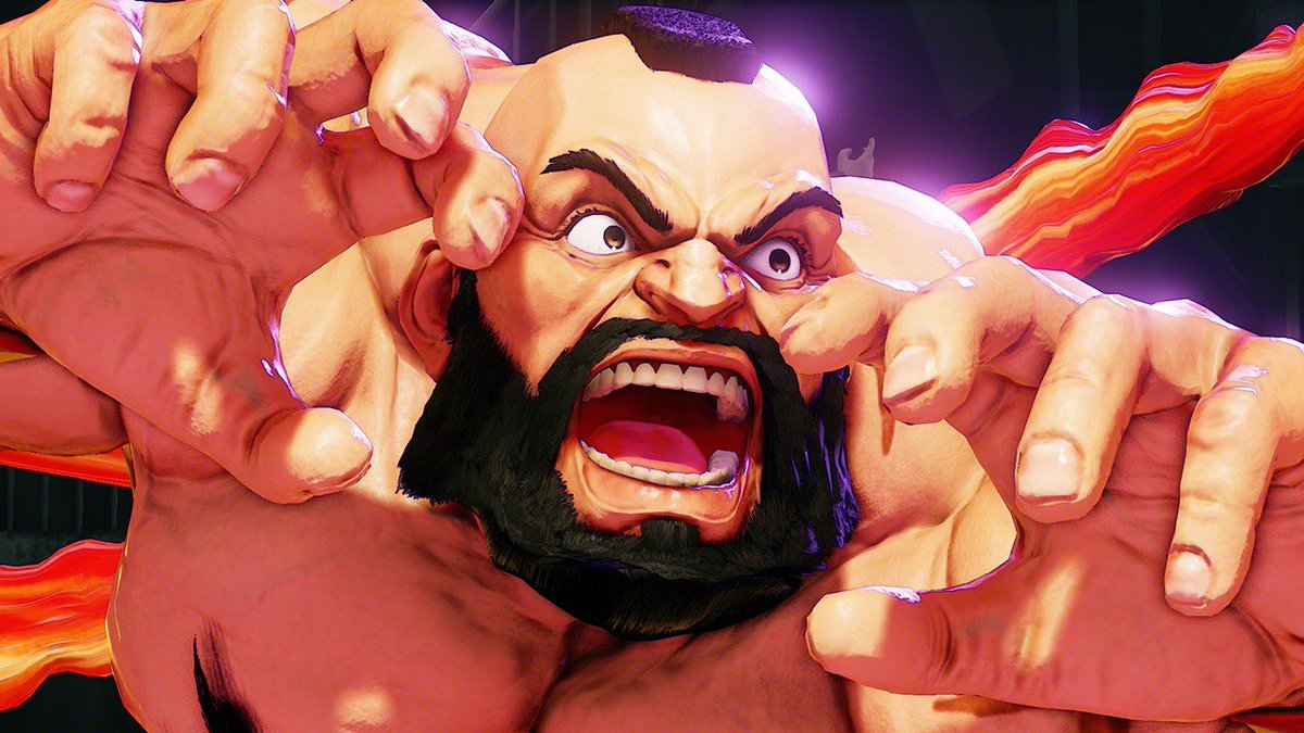 Capcom's shown off some rejected street fighter 5 characters, and
