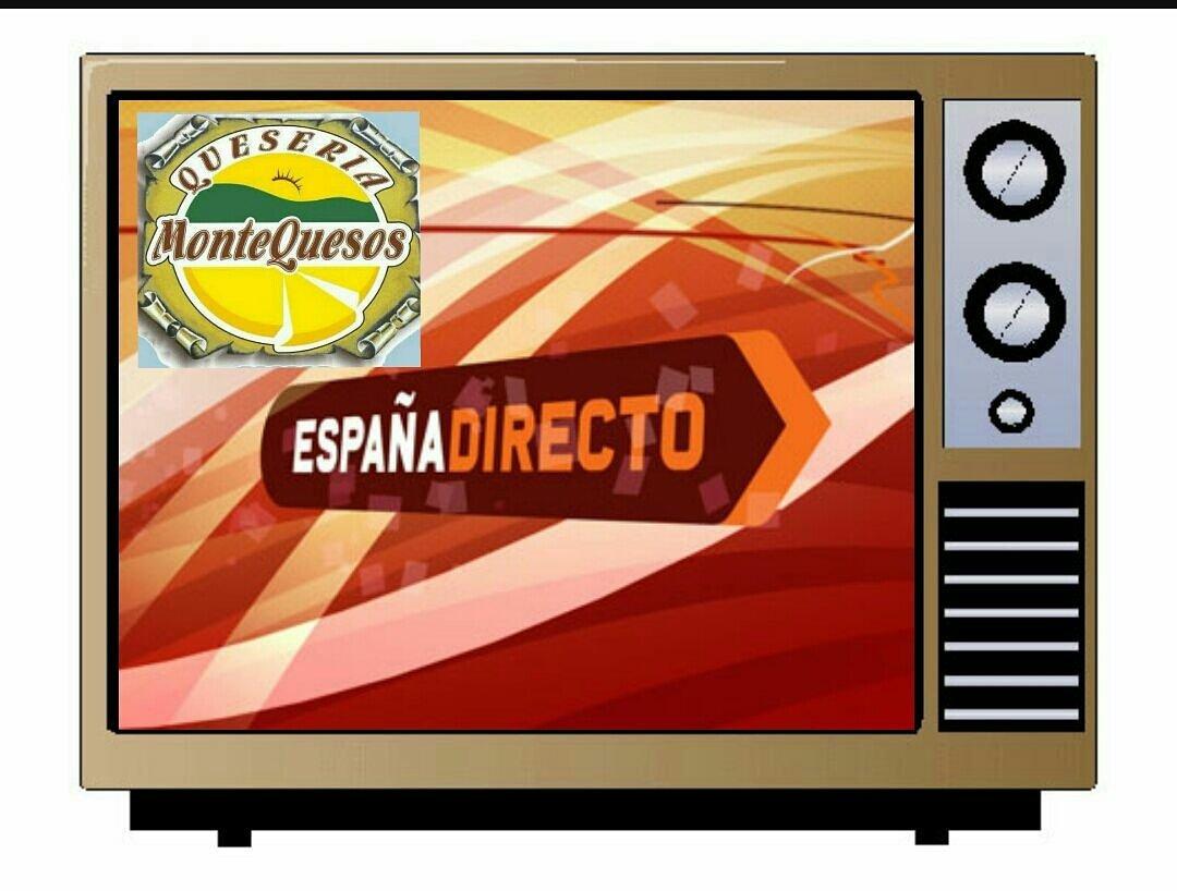 Hoy a ver ESPAÑA DIRECTO a las 19:30 en #tve como hacemos el #pataoveja #patamulo #quesería