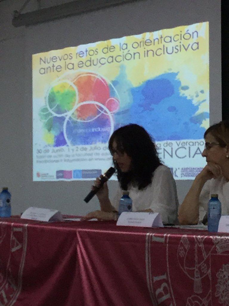La orientación, la educación inclusiva es cosa de todos y todas @mariolarhdez #palenciainclusiva #aclppinclusiva https://t.co/1Wbvxs0PnC