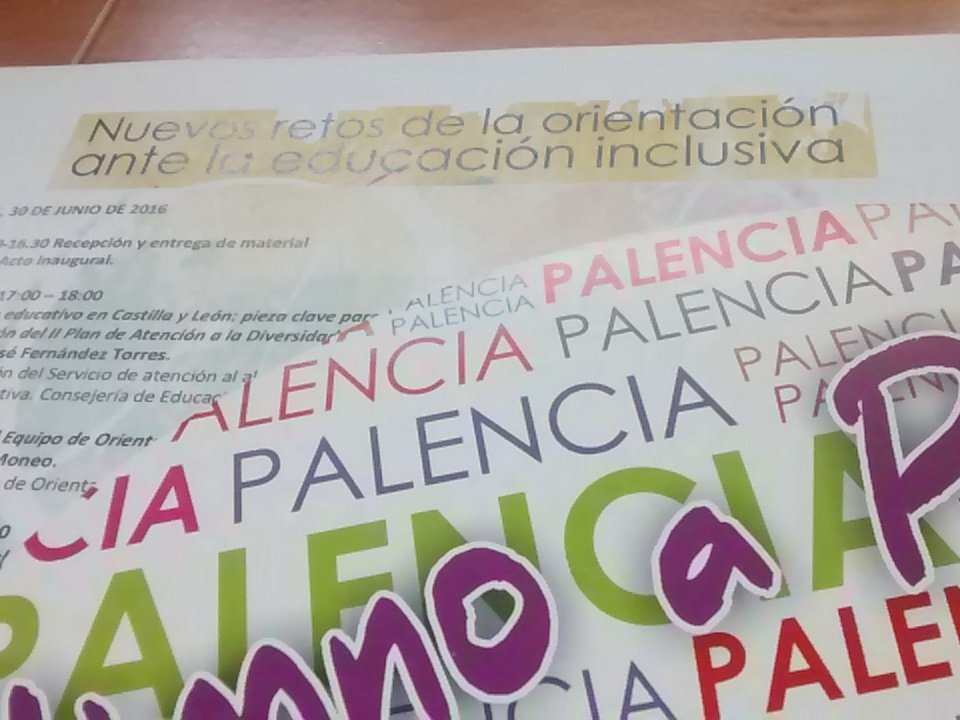 #PalenciaInclusiva empezamos.... https://t.co/ZBPrODzqeD