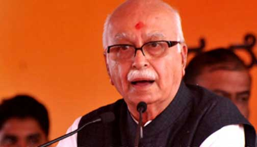 LK Advani to attend Gujarat BJP MPs meet on July 4-5