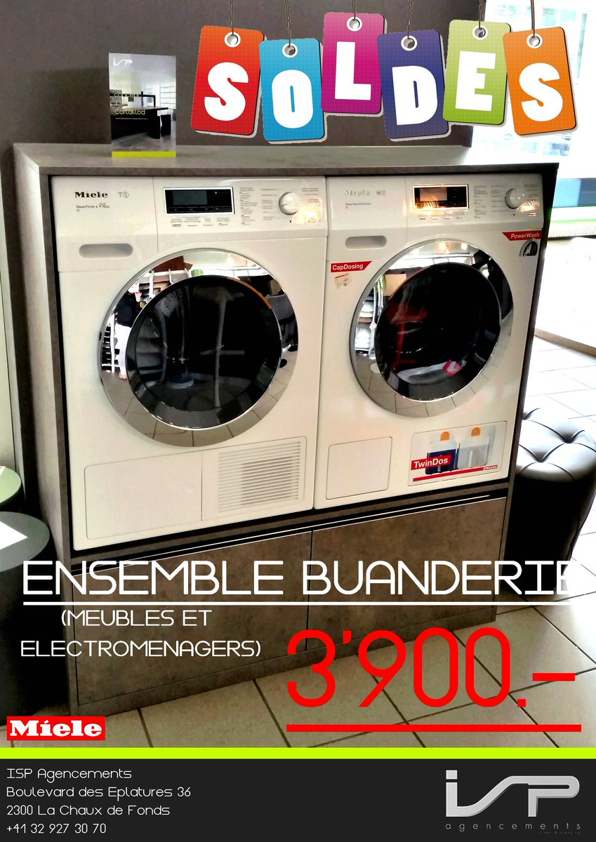Meuble Machine A Laver Seche Linge media tweetsisp agencements (@ispagencements) | twitter