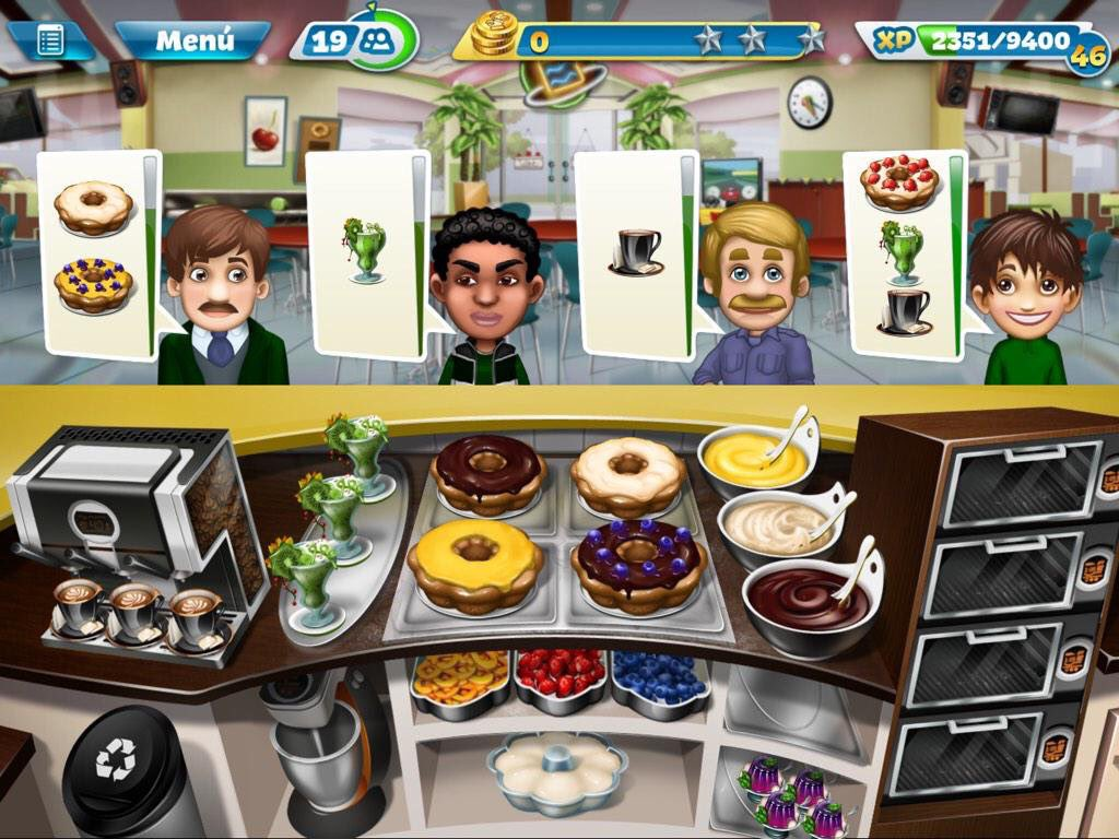 Image result for Cooking Fever gems