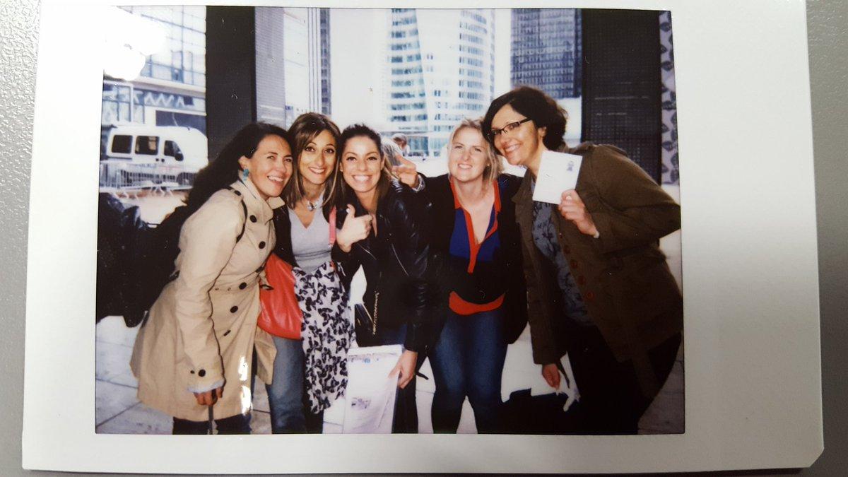 L'équipe 5 du #workwell #devrh #allianzfrance, c'est nous ! Sympa cette enquête au milieu des tours de #LaDefense !