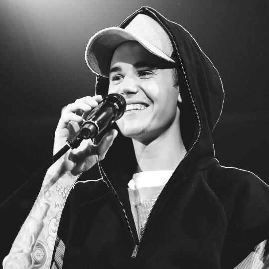 Justin Bieber 2016 Smiling