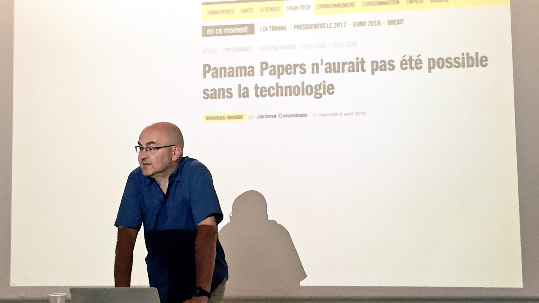 Smart cities, démocratie, écologie, information. @pascal_guitton dresse 1 panorama d applis du numérique #scienceDD https://t.co/UDtgqN7eAS