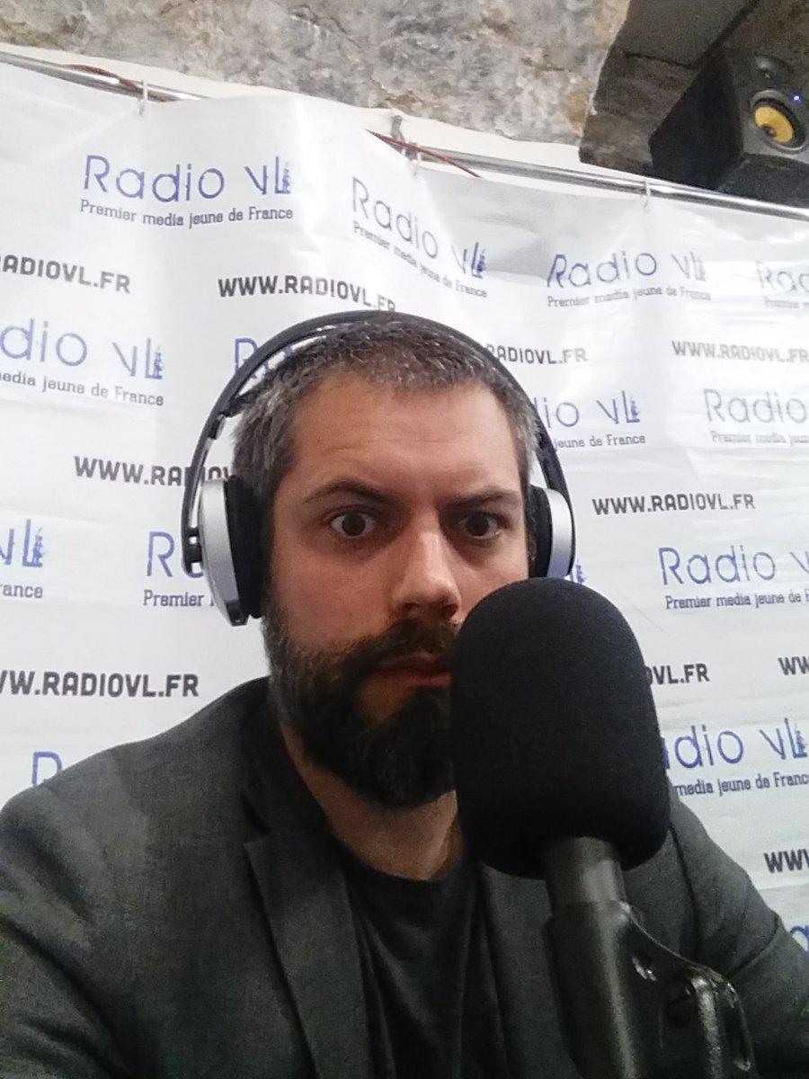 [Radio] Nicolas Berno dans Le Grand N'importe Quoi  CmOFJxDWMAE8OGc