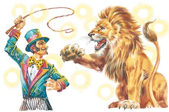 уже рисунок дрессировщика в цирке саратовские художники