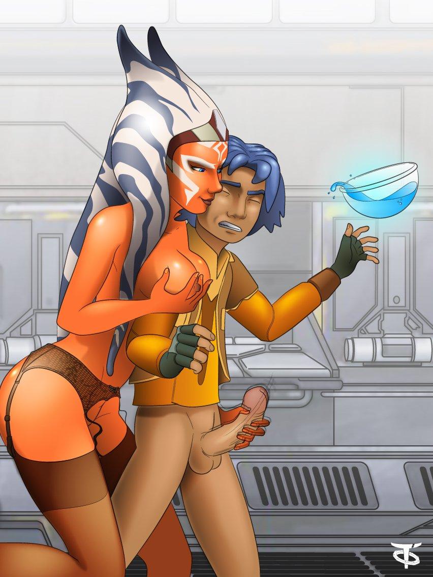 Stars wars porn