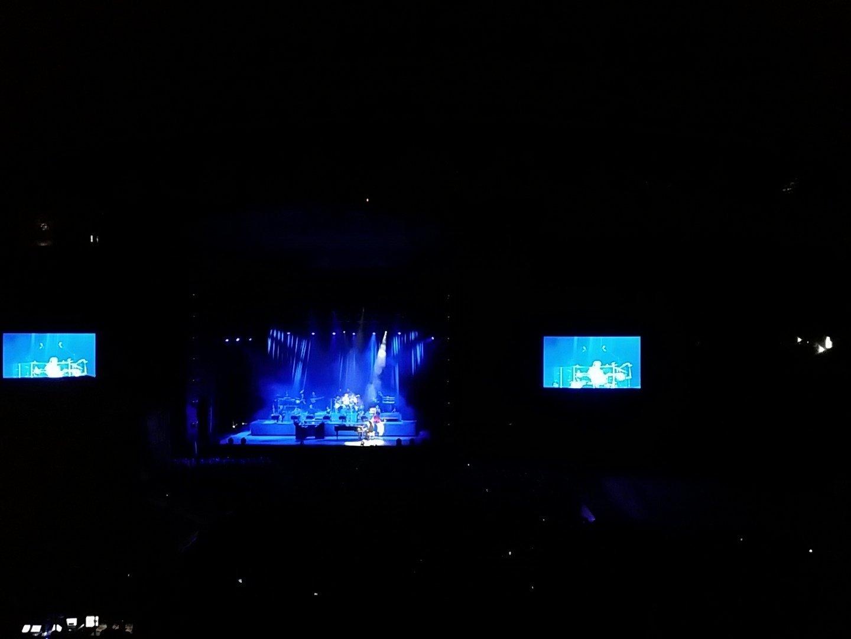 Realmente un gusto enorme estar escuchándolo en vivo #YANNI #crc https://t.co/wLy4E3vsYI