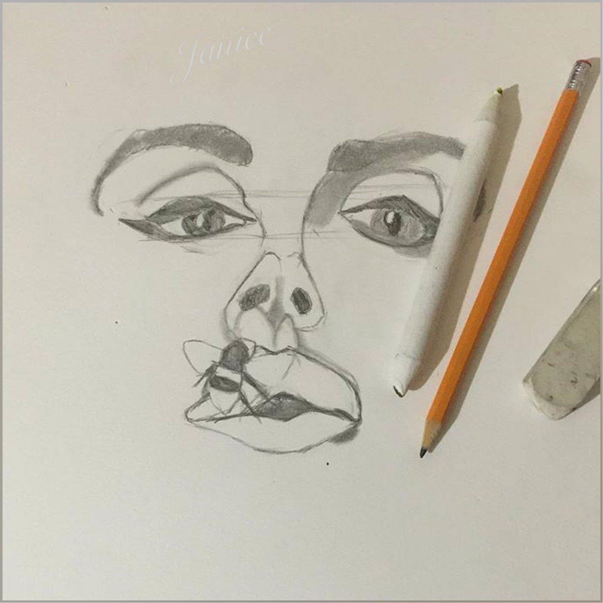 Phyllis Del Rey On Twitter Lanadelrey Hope You Like My Drawing Of You It Took Me A Week Lol Hardwork Art Deco Artist Sketch