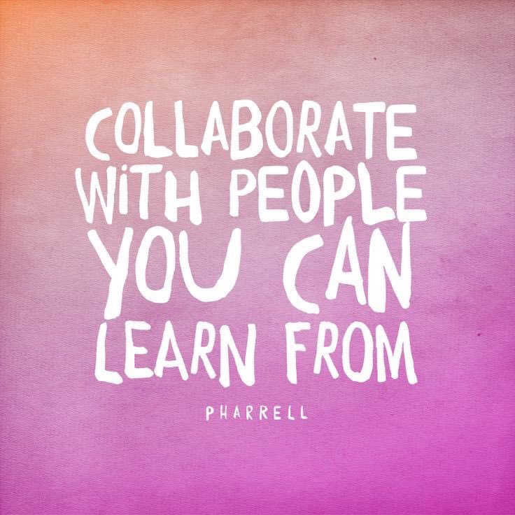 Surround yourself with ppl who help you #BecomeBetter (via @ABEducational by @Pharrell) https://t.co/oI6FyIfbMK