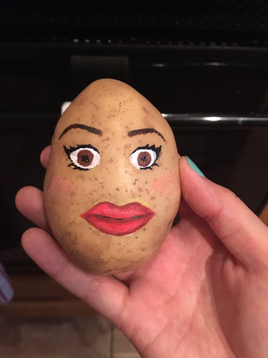 leslie portillo on this potato is baked bakedpotato leslie portillo on this potato is baked bakedpotato t co gg6nhdtelc