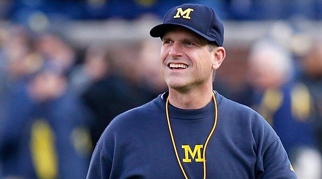 Jim harbaugh reveals his top 5 drake songs - scoopnest com