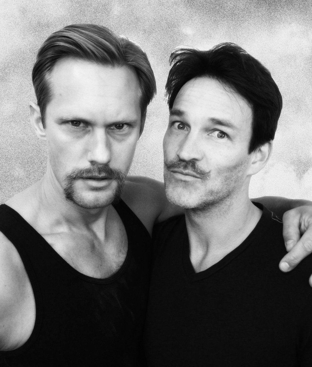 stephen moyer on twitter wishing my lovely gorilla all best 4 stephen moyer on twitter wishing my lovely gorilla all best 4 the big opening of tarzan today from his little chimp tbt alexanderskarsgard