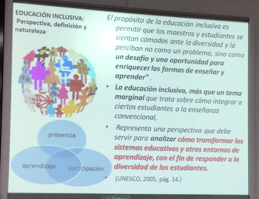 """¿Las ACIS nos han ayudado a transformar la escuela o solo a quedarnos """"tranquil@s""""? @EcheitaGe #palenciainclusiva https://t.co/kBRtgCYP0y"""