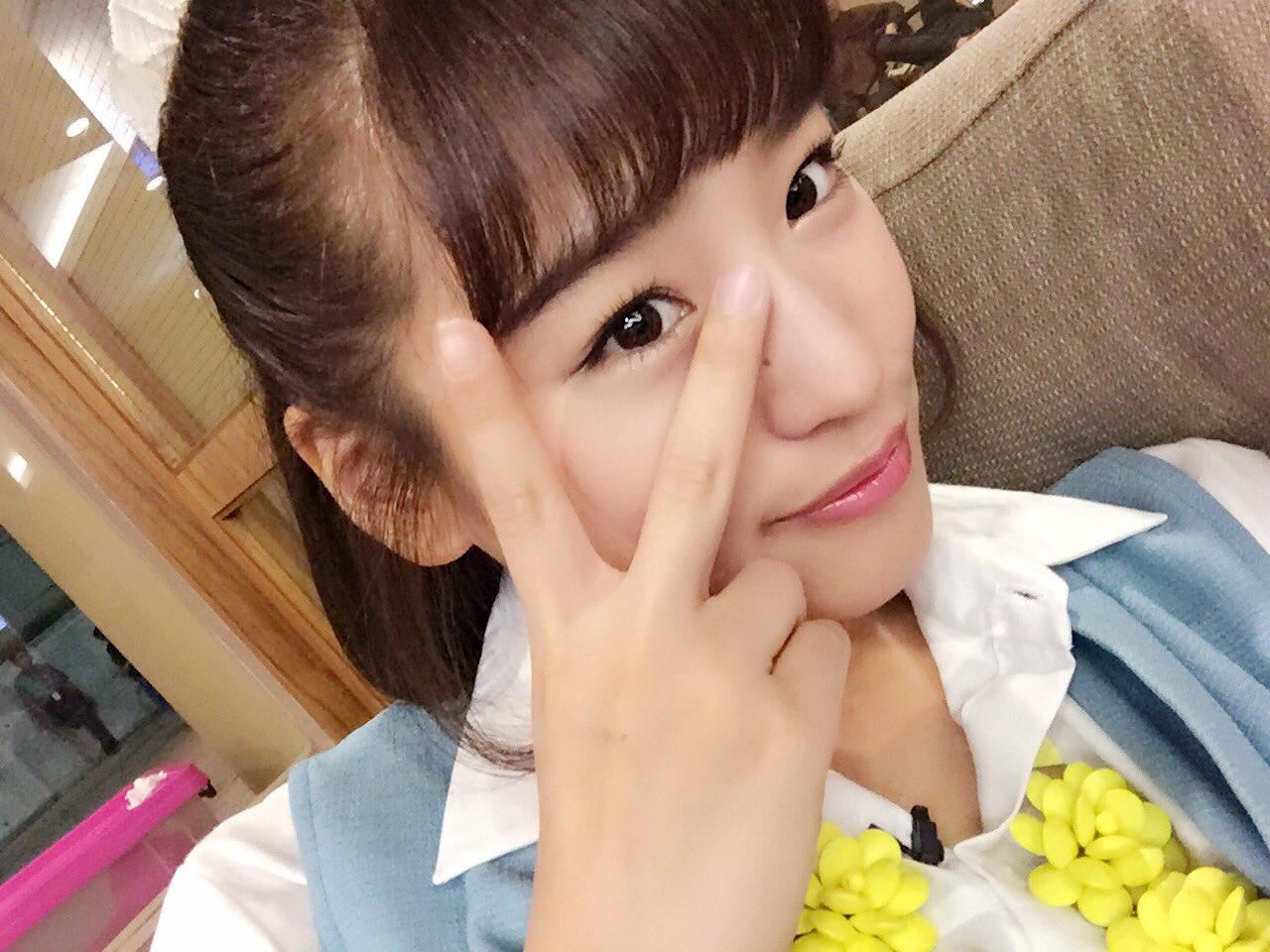 """Haruka Nakagawa: Haruka Nakagawa 仲川遥香 On Twitter: """"Halo ;) Nanti Ketemu"""