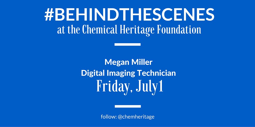Today @mhpmiller takes over our Twitter account! https://t.co/SG3ViWTawZ